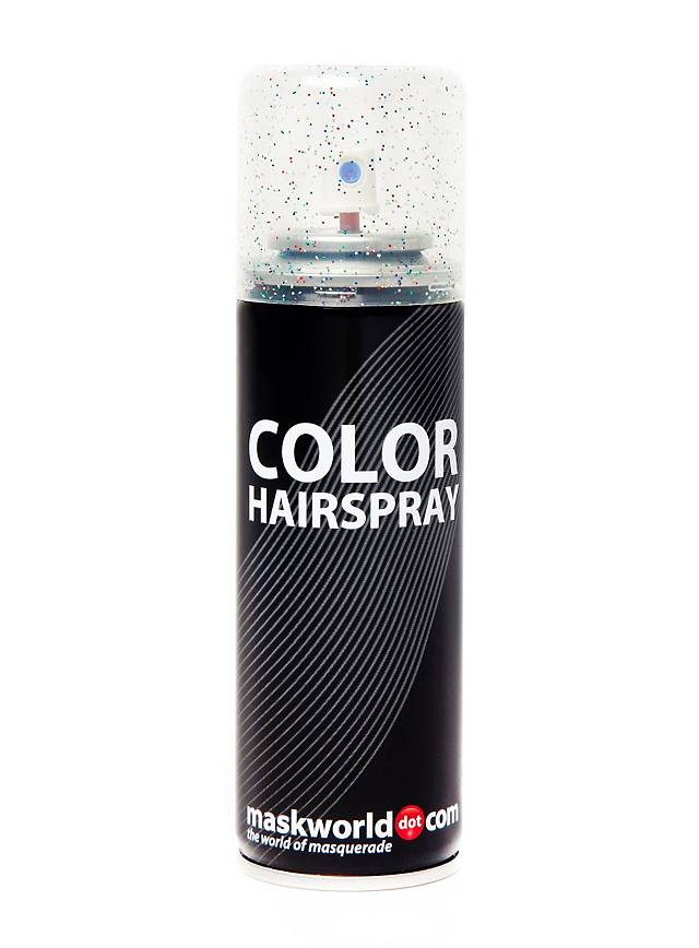Glitter Hair Spray Multicolored