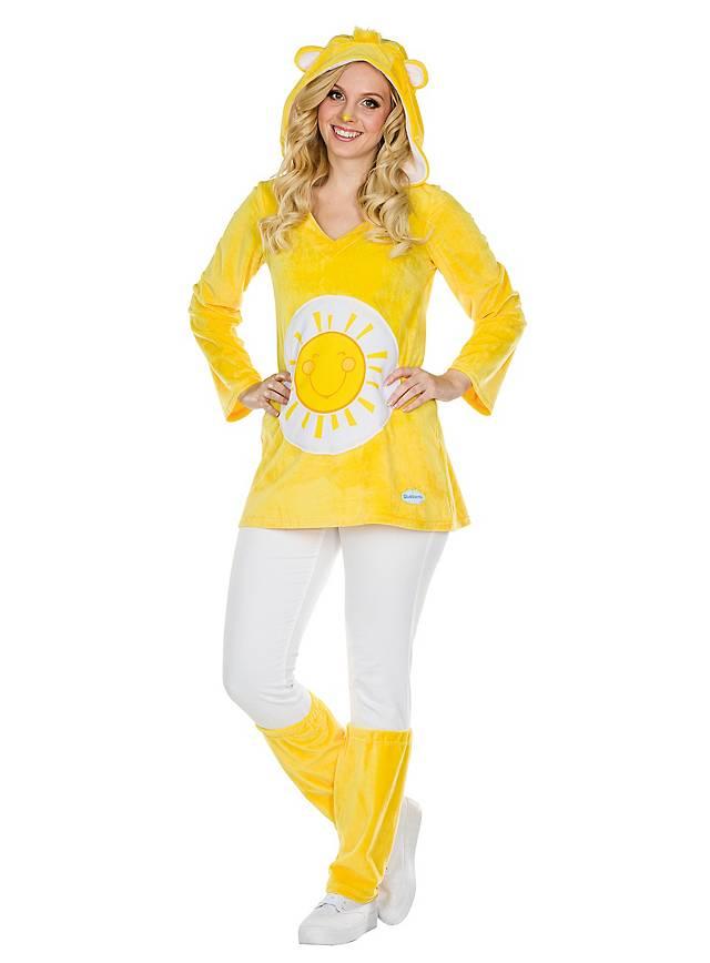 Glücksbärchis Sonnenscheinbärchi Kostüm