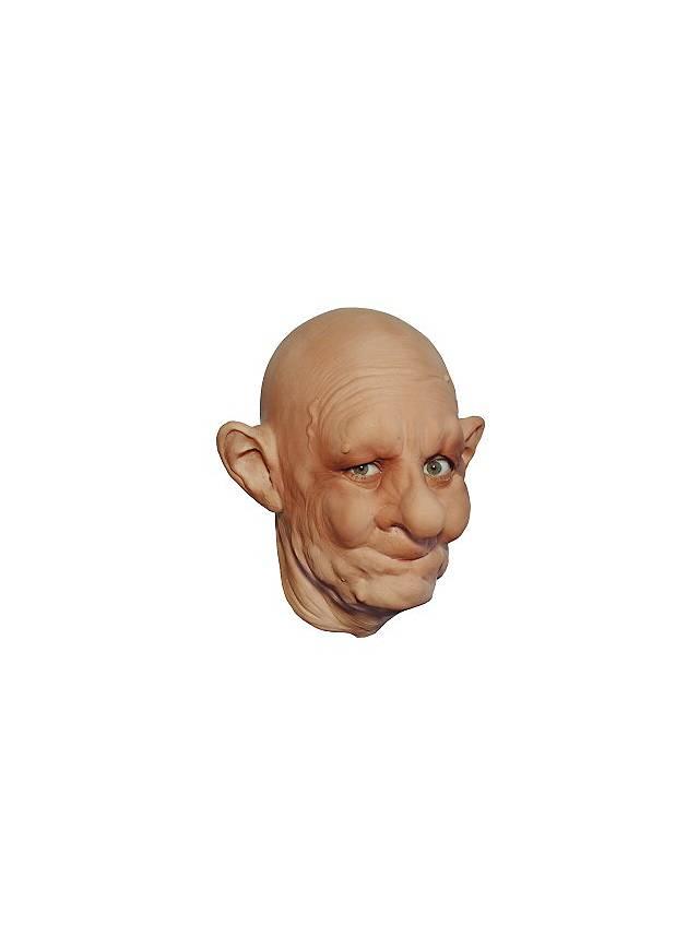 Gnom Maske aus Schaumlatex