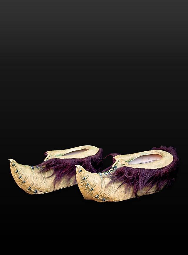Goblinschuhe aus Latex