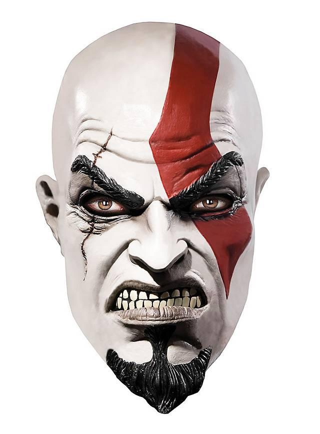 God of War Kratos Maske
