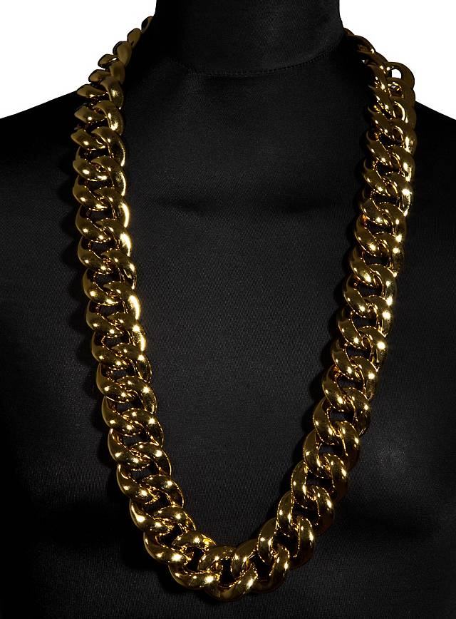 Gold Chain Deluxe