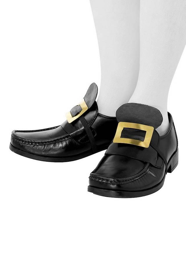 Goldene Schuhschnallen Adliger