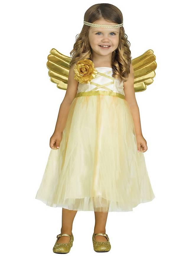 Goldengelchen Kinderkostüm