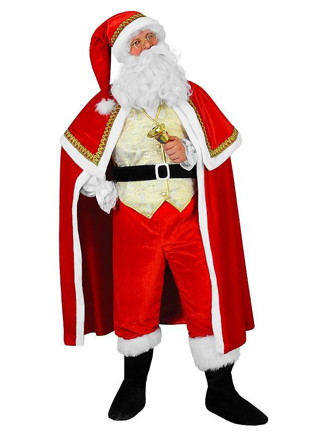 Goldiger Nikolaus Kostüm