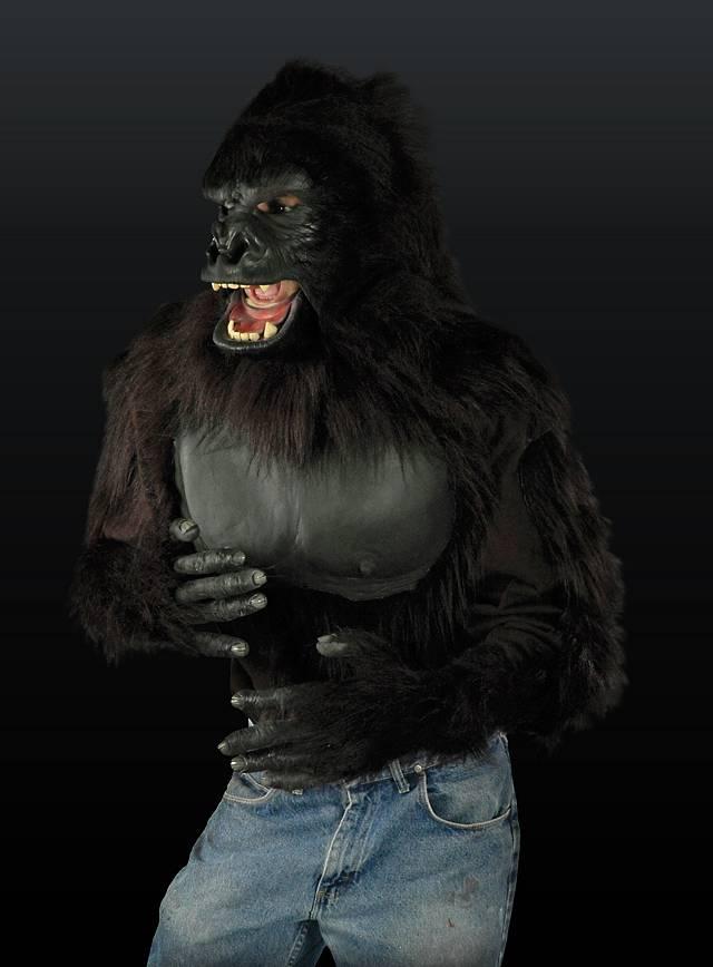 Gorilla Chest