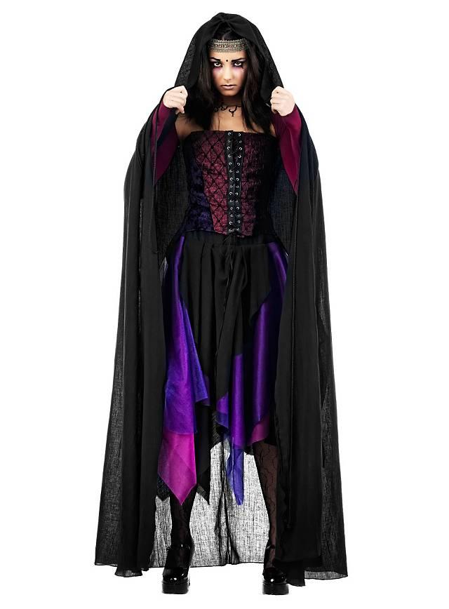 Gothic Cape schwarz
