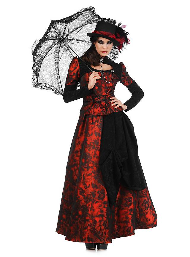 Gothic Outfit Lady Kostüm