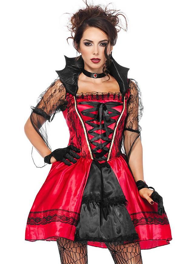 Gothic Vampiress Kostüm