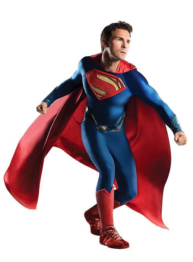 Grand Heritage Man of Steel Superman Costume