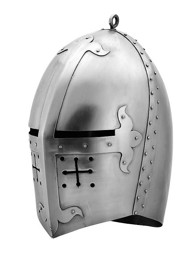 Great Helm - Crusader