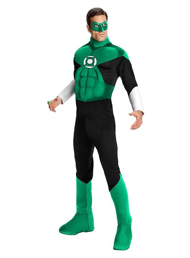 Green Lantern classic Kostüm
