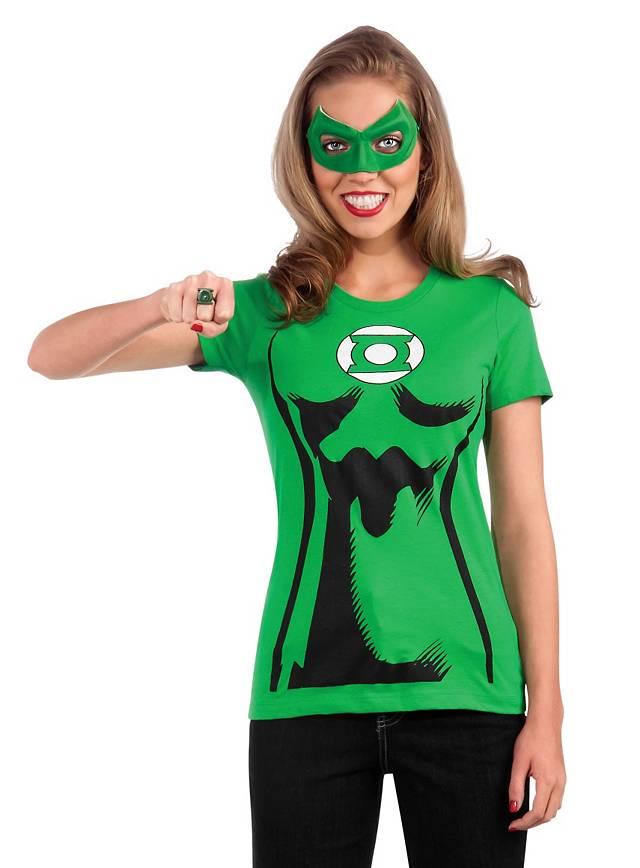 Green Lantern Fan Gear for Women
