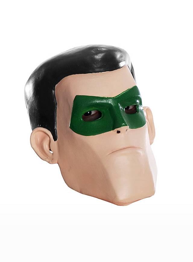 Green Lantern Hal Jordan Maske für Kinder