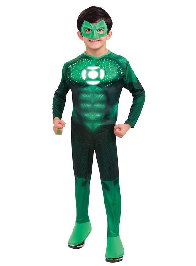 Green Lantern Kids Costume Maskworldcom