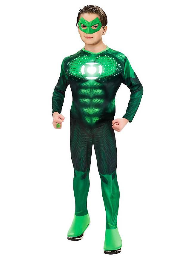 Green Lantern Kostüm für Jugendliche