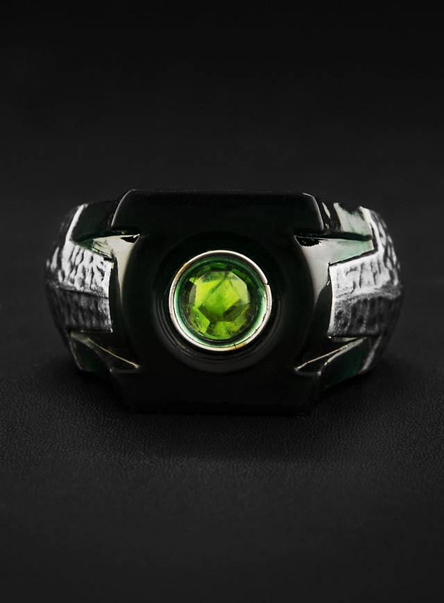 Green Lantern Ring - maskworld.com