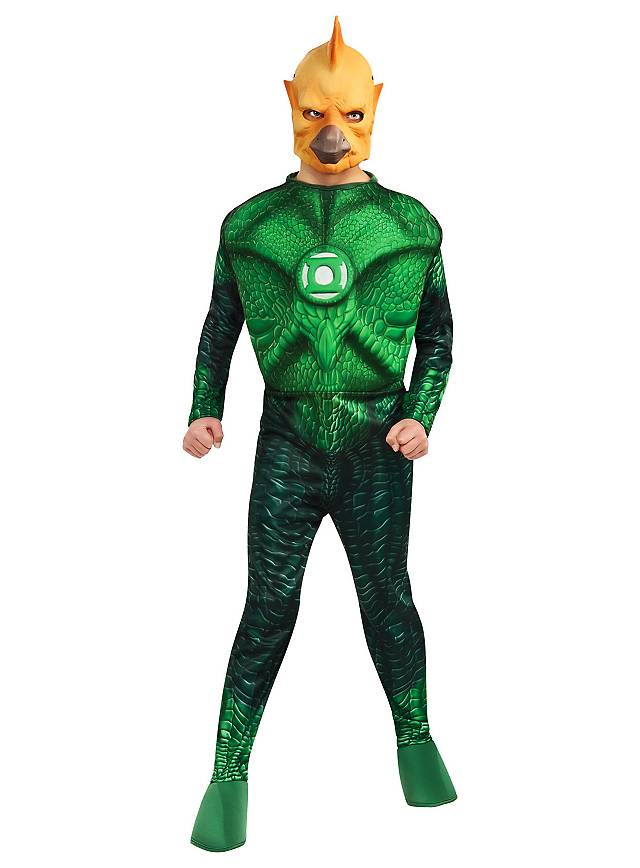 Green Lantern Tomar-Re Kinderkostüm