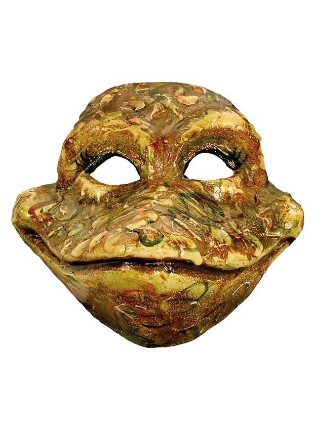 Grenouille - masque vénitien