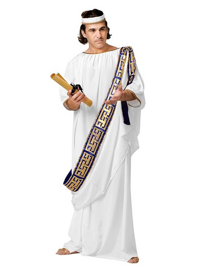 Griechischer Gelehrter Kostüm