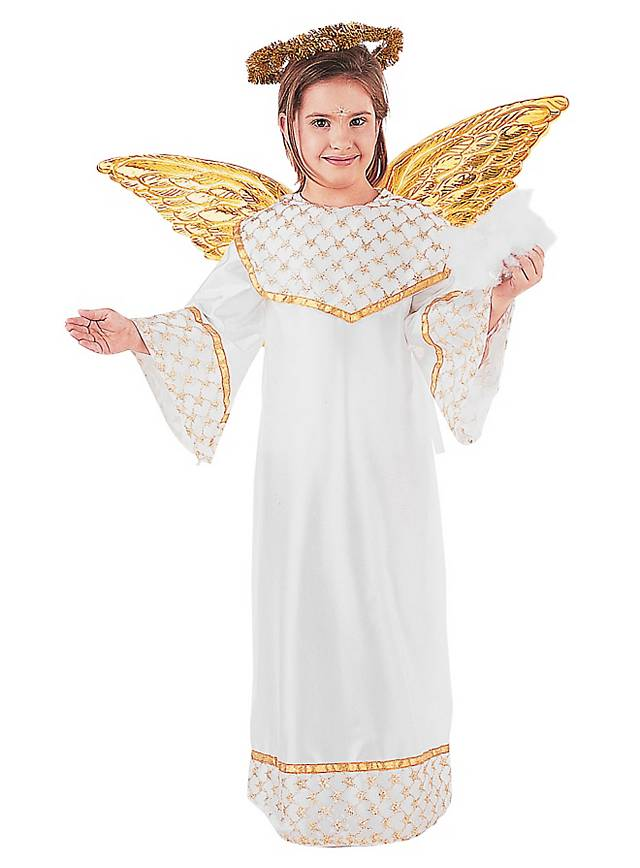 Guardian Angel Child Costume Maskworldcom