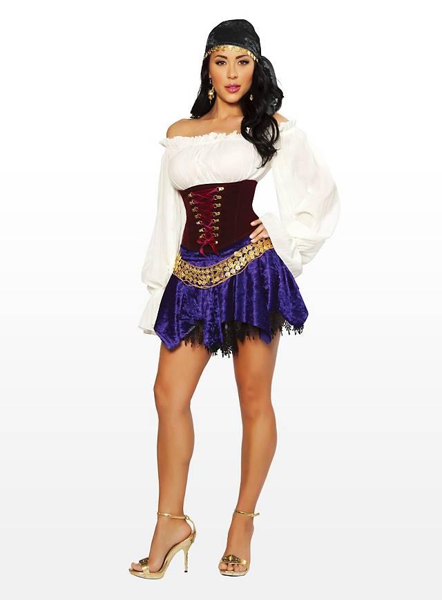 gypsy fortune teller costume