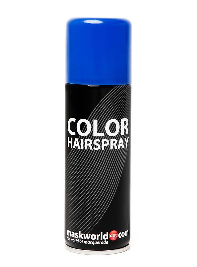 Haarspray Blau