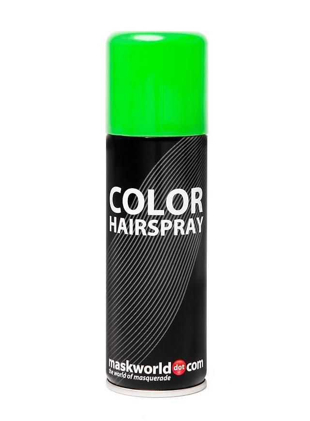Haarspray Grün
