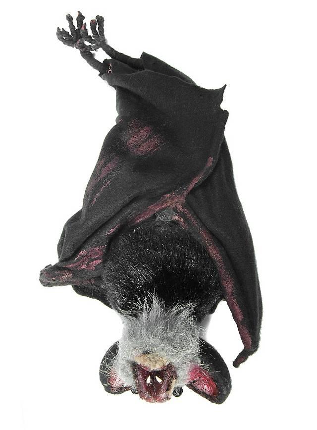 Hängende Fledermaus Halloween Deko