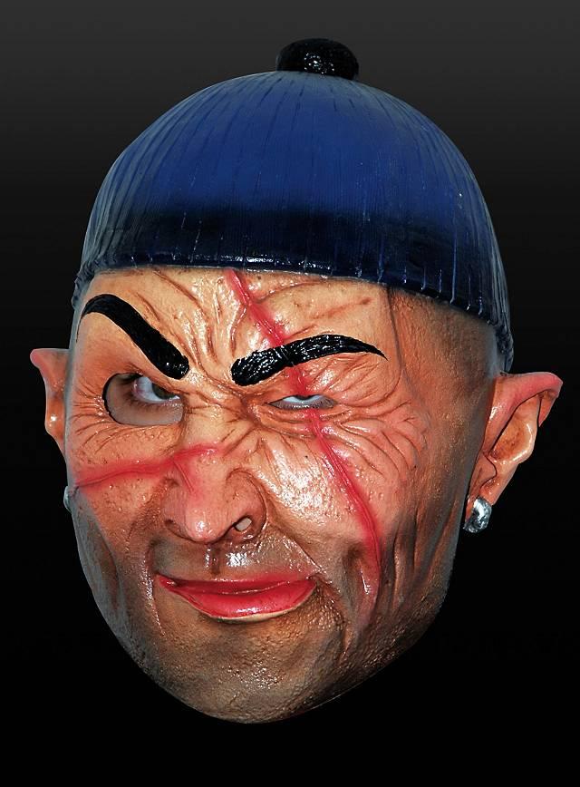 Hafengauner Maske aus Latex