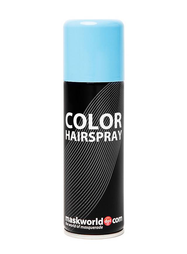 Hair Spray light blue