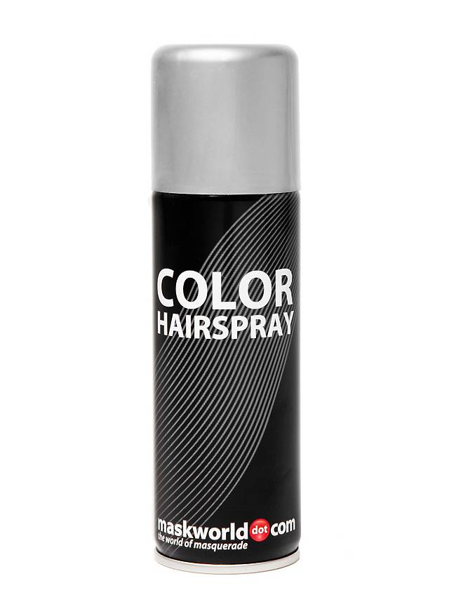 Hair Spray Silver