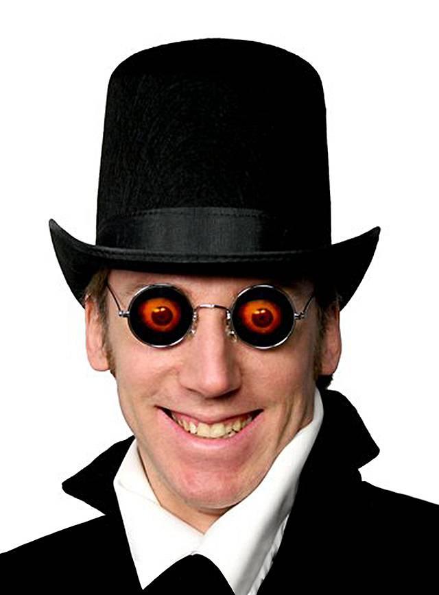 Halloween Hologramm Brille