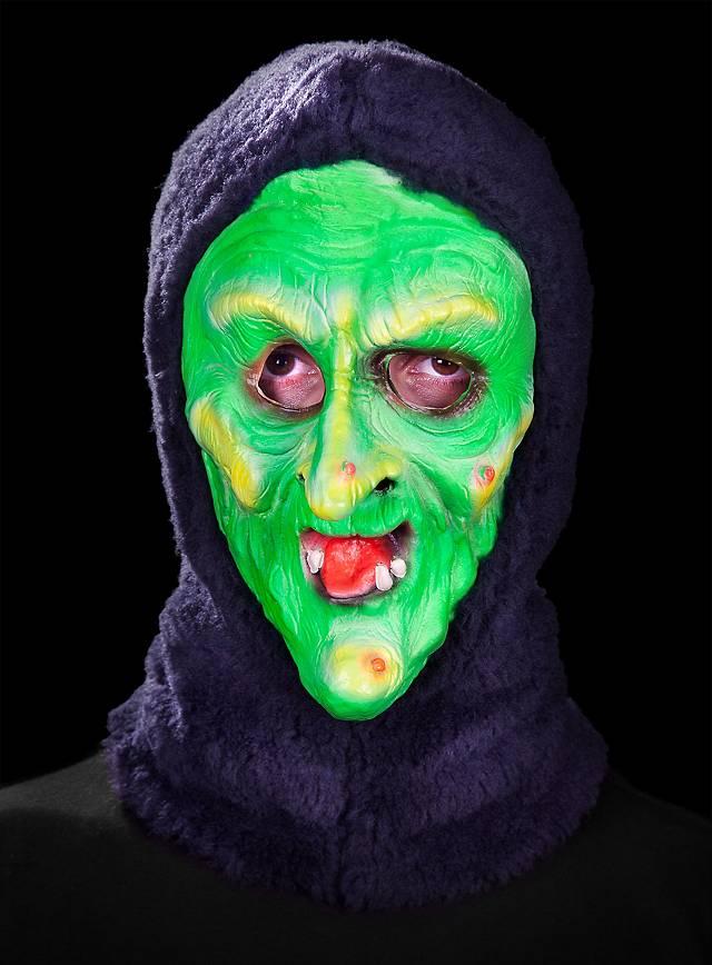 Halloween III Hexenmaske aus Latex