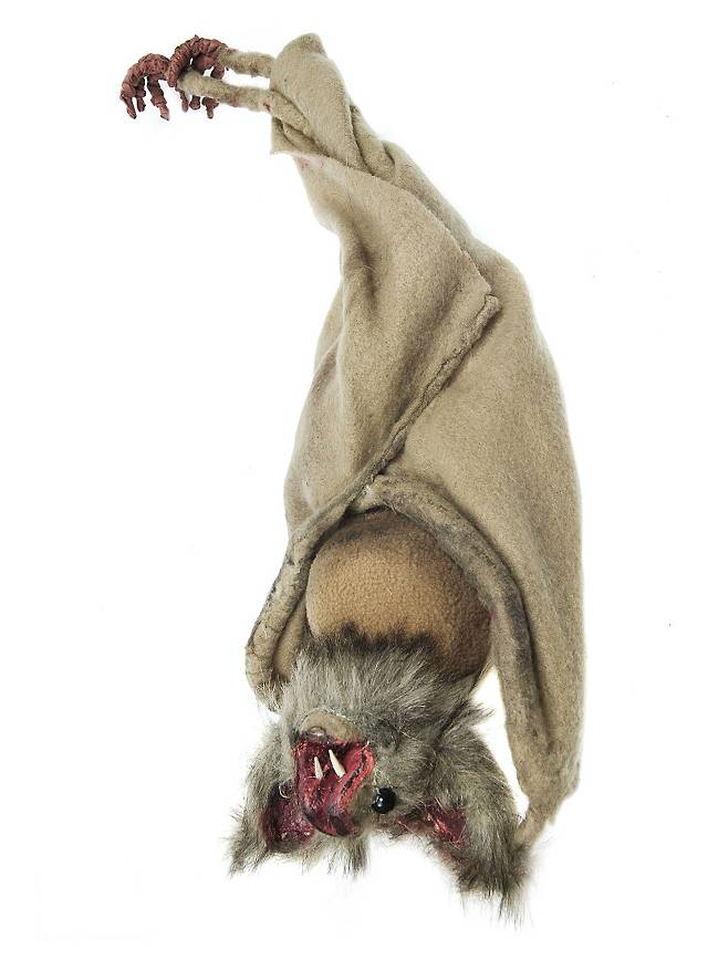 Hanging Bat large Halloween Decoration