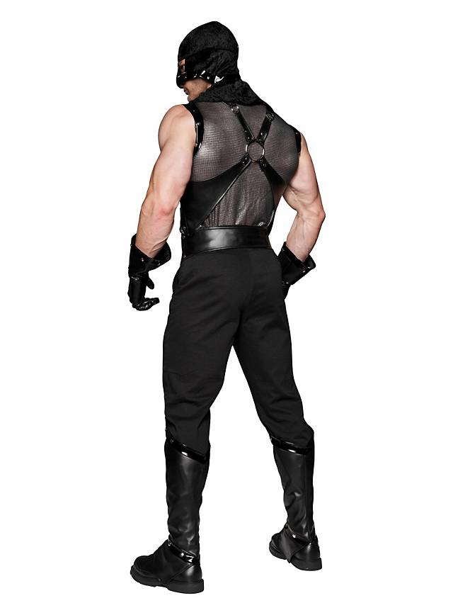 Male dominatrix outfit