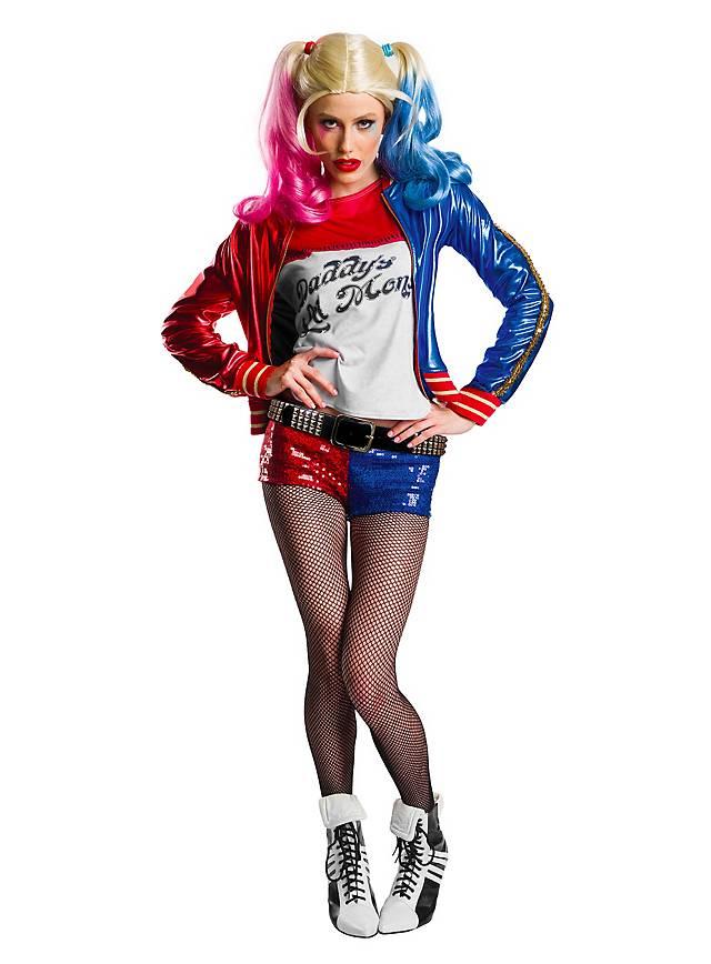 Harley Quinn Premium Kostüm