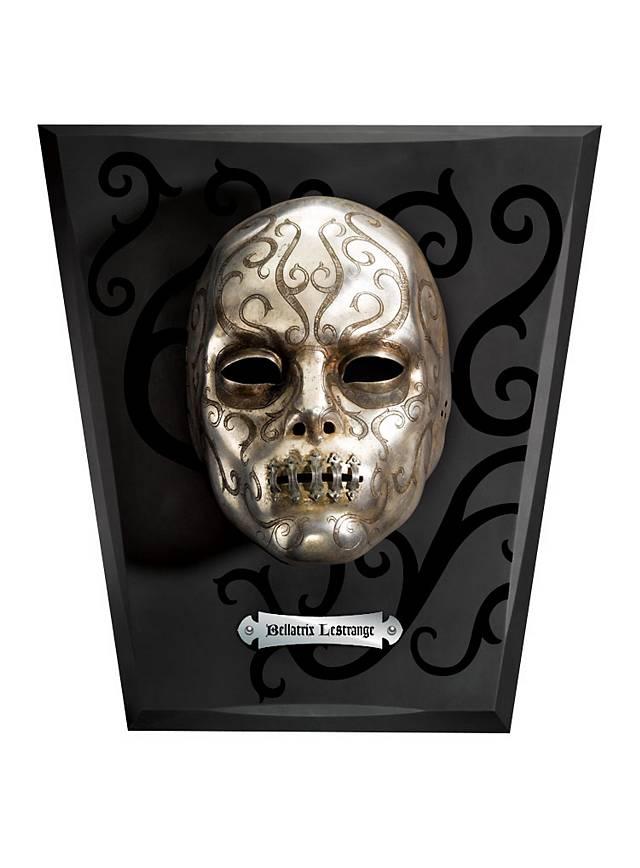 Harry Potter Bellatrix Lestrange Todesser Maske