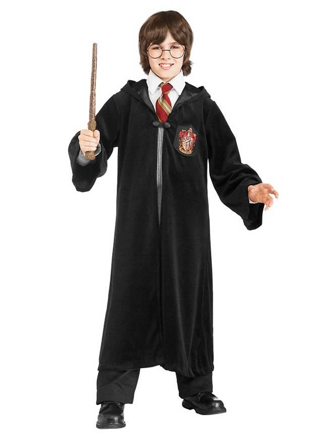 sur des pieds à design intemporel Nouveaux produits Harry Potter Deluxe Cape for Kids