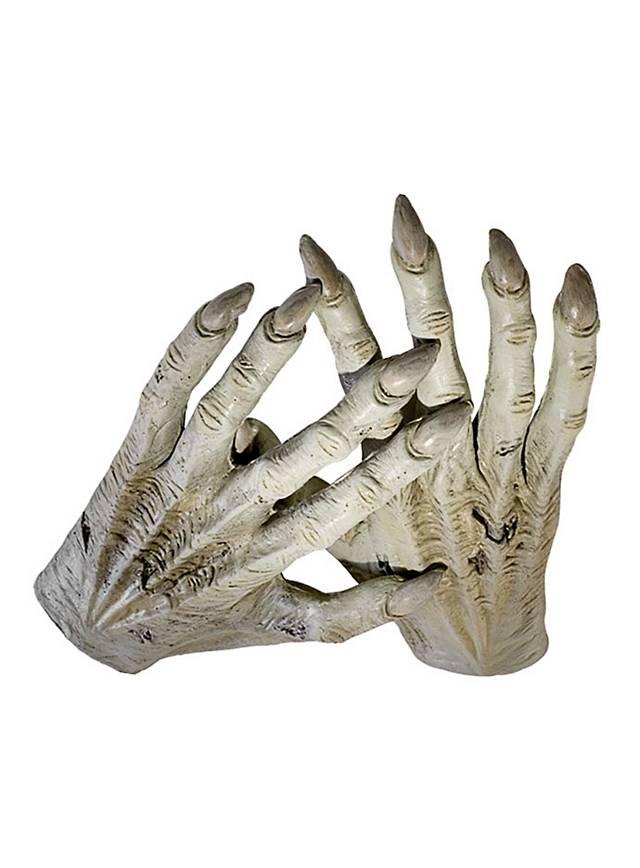 Harry Potter Dementoren Hände aus Latex