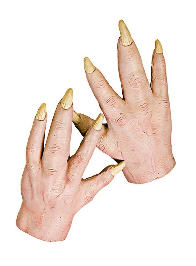 Harry Potter Dobby Hände aus Latex