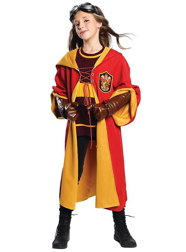 Harry Potter Gryffindor Quidditch Kinderkostüm