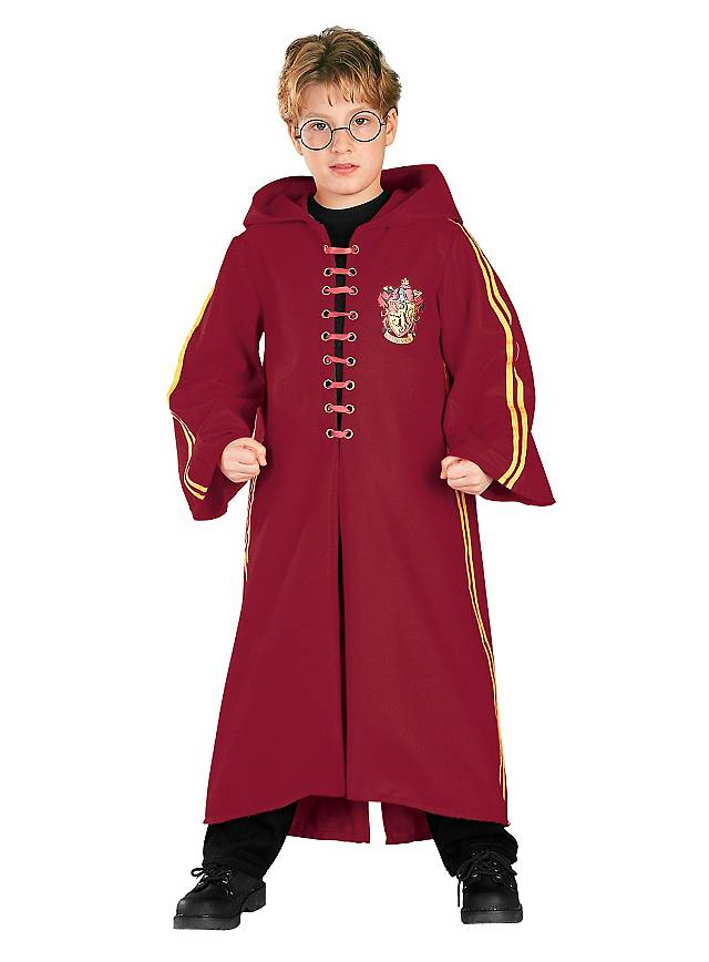 Harry Potter Quidditch Gewand Kinderkostüm