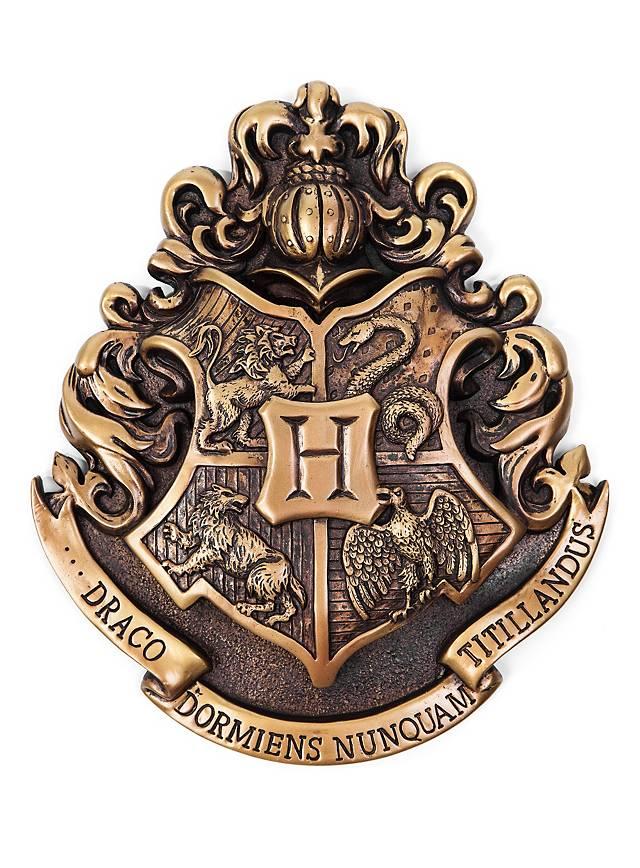 harry potter hogwarts wappen replik. Black Bedroom Furniture Sets. Home Design Ideas