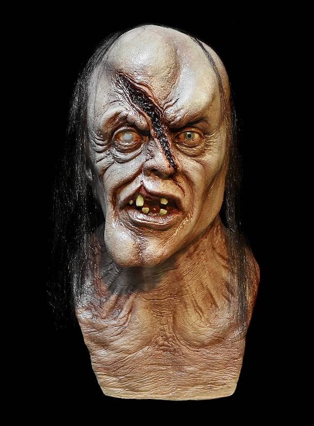 Hatchet Victor Crowley Maske aus Latex