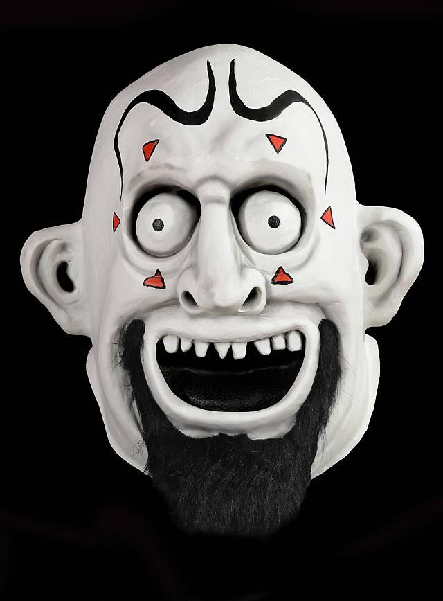 Haus der 1000 Leichen Ravelli Maske aus Latex