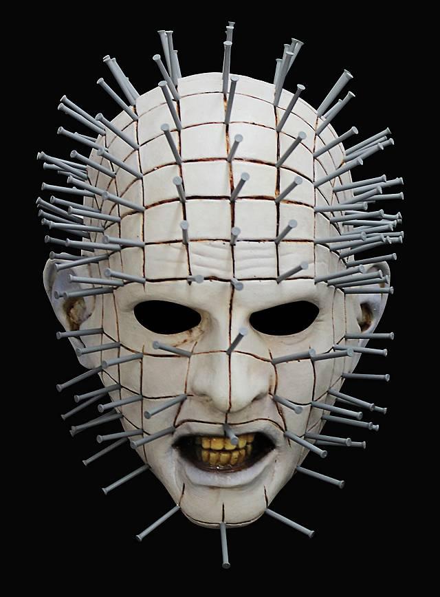 Hellraiser Pinhead Maske