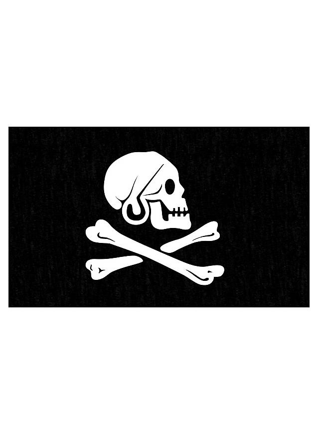 Henry Every Pirate Flag