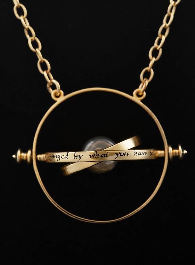 Hermione Granger Time-turner Necklace - maskworld.com