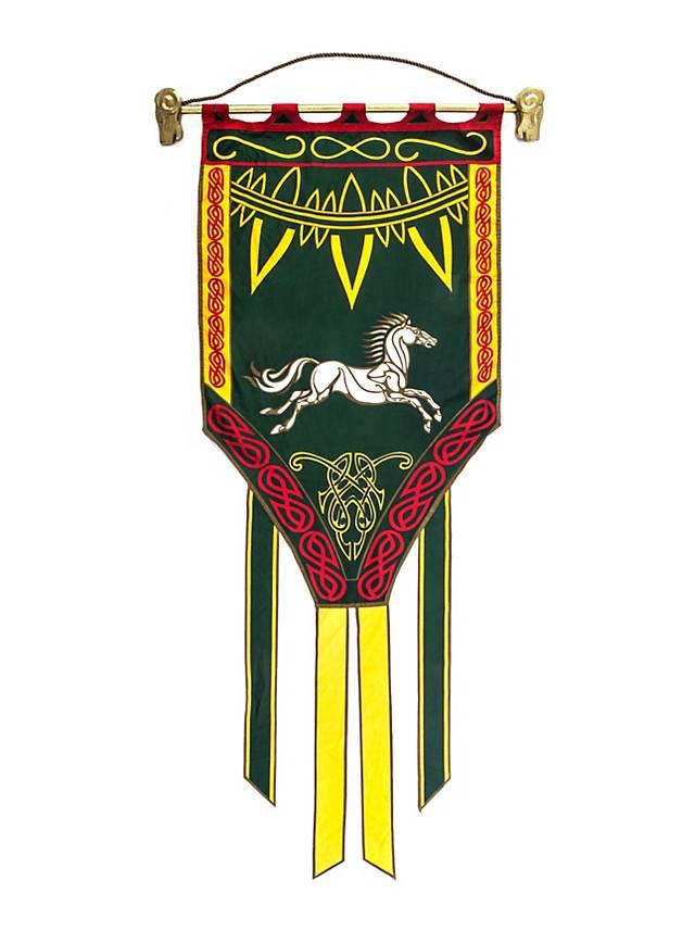 Herr der Ringe Eomer Banner